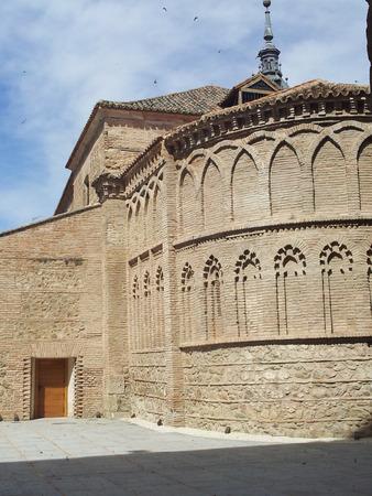Church of the Salvado, Talavera de la Reina, Toledo, Spain Stock Photo