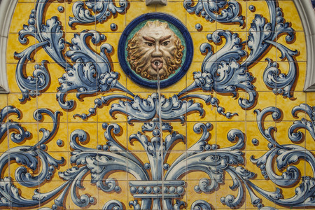 talavera: Talavera ceramics, Talavera de la Reina, Toledo, Spain