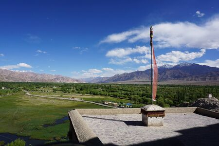 ladakh: Landscape of Leh Ladakh india