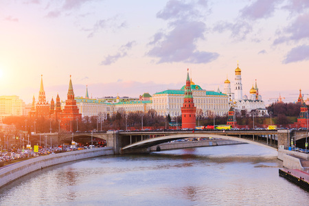 Moscow Russia Kremlin Destination travel