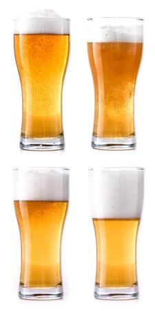 Glass of fresh beer Stock Photo - 21130401