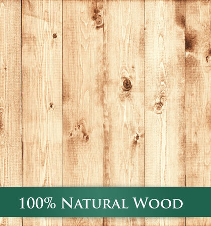joinery: Architectural texture of a panel of natural unpainted pine board cladding with knots and wood grain in a parallel pattern conceptual of woodwork, carpentry, joinery and construction