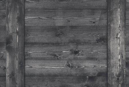 joinery: Architectural background texture of a panel of natural unpainted pine board cladding with knots and wood grain in a parallel pattern conceptual of woodwork, carpentry, joinery and construction Stock Photo