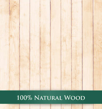 floorboards: Architectural background texture of a panel of natural unpainted pine board cladding with knots and wood grain in a parallel pattern conceptual of woodwork, carpentry, joinery and construction Stock Photo
