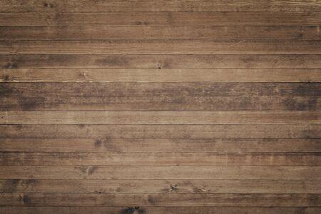 white wood floor: Floor of old wooden plank boards. Stock Photo