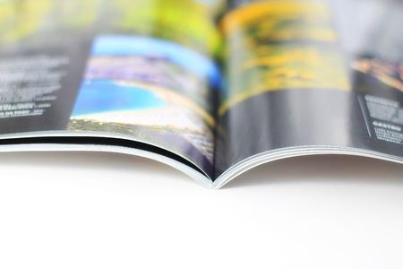 Open magazine
