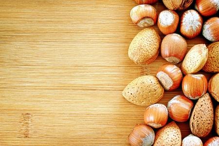 Raf und getrockneten Früchten