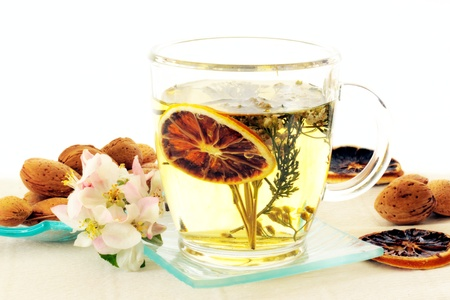 Herbal tea  Stock Photo - 13322251