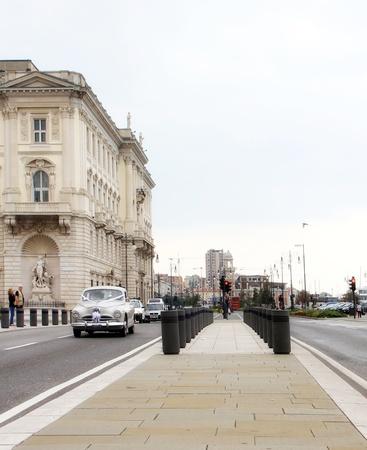 trieste: Trieste, Italy  Stock Photo