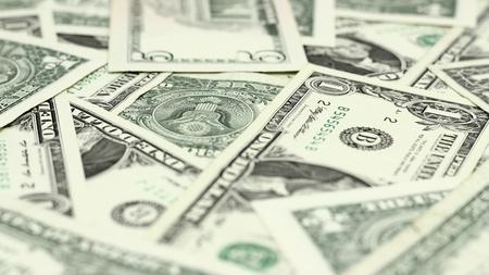 Banknoten für Hintergrund