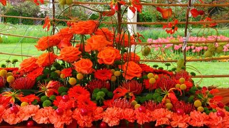 Beautiful flower bouquet Stock Photo - 19431217