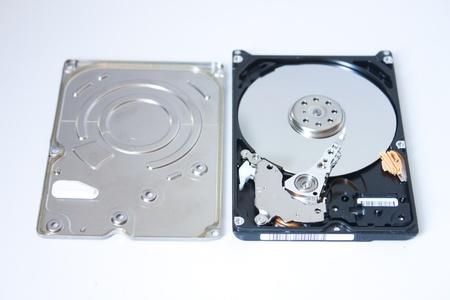 harddisk: open harddisk