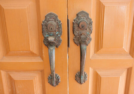 Door handles photo
