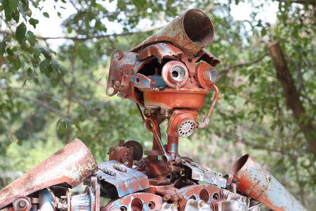 replica: Robot scrap thailand