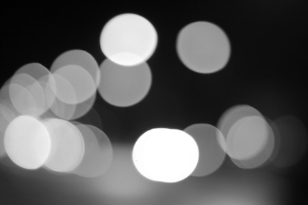 civilized: Bokeh wallpapers of night Stock Photo