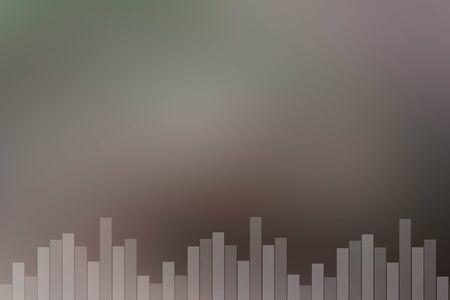 riff: Brown sound bar background