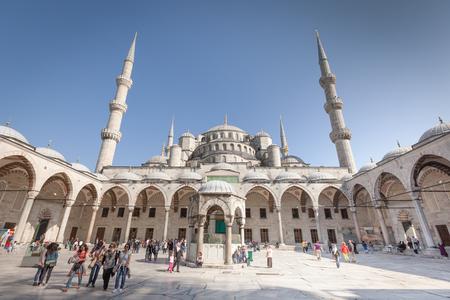 Sultanahmet Mosque Blue Mosque in Istanbul