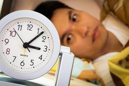 Waking Asian Man all night