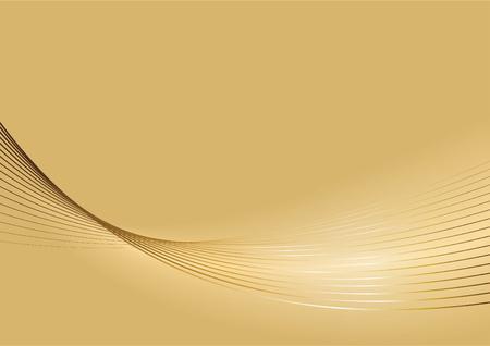 Abstracte beige achtergrond. Design ontwikkeling. Vector illustratie.
