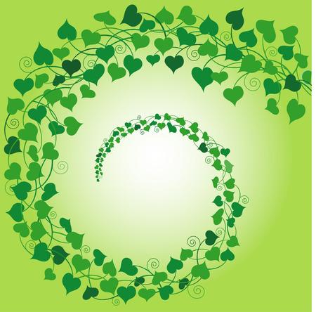 Questo design � ispirato da una pianta reale comunemente denominato �String di cuori�. Ha coppie di foglie a forma di cuore e cresce a tempo indeterminato, come speriamo, amore �... Aaaaaah...