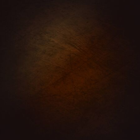 A grunge textured background with a gradient of brown.