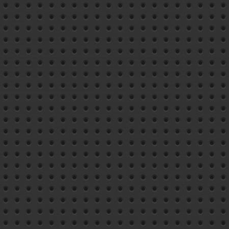 Scuro piastrelle di sfondo senza soluzione di continuit� con perforazioni
