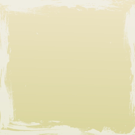 Beige coloured background with off-white grungy edges.