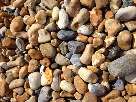British Pebble Beach Background