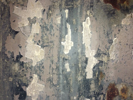 Rough Textured Old Wall Grunge Background  Stock Photo