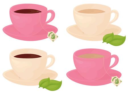 cup of tea: Cups of Tea