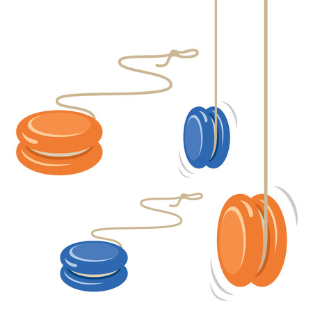 Simple gradient free yo yos.