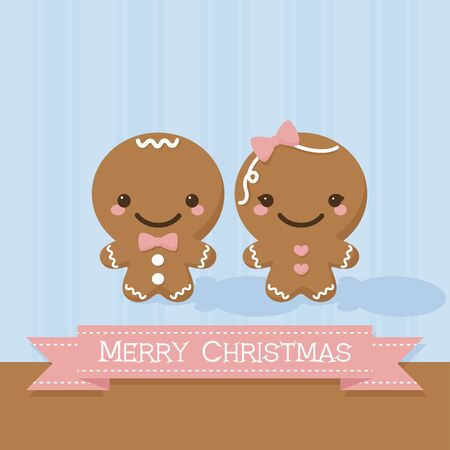 gingerbread person: Gingerbread man and gingerbread lady.