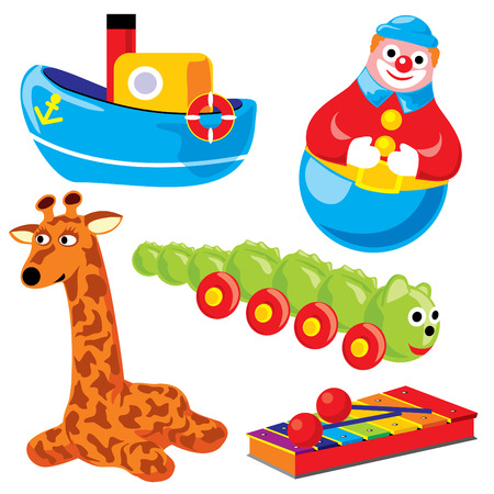 ship with gift: set children toys