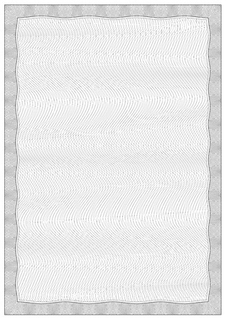 vector pattern with protective netting for document Stock Vector - 7806060
