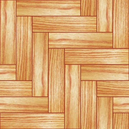 parquet: seamless background with a patterned wooden parquet