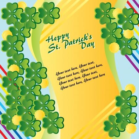 vector pattern for St  Patricks Day Stock Vector - 17362092