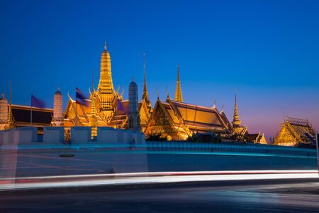 potent: The Wat Phra Kaew is regarded as the most sacred Buddhist temple (wat) in Thailand. It is a \\\potent religio-political symbol and the palladium (protective image) of Thai society\\\.It is located in Phra Nakhon District, the historic centre of
