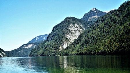 Sommer: Koenigsee Germany