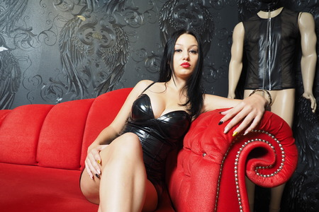 domina: Mistress on the Sofa