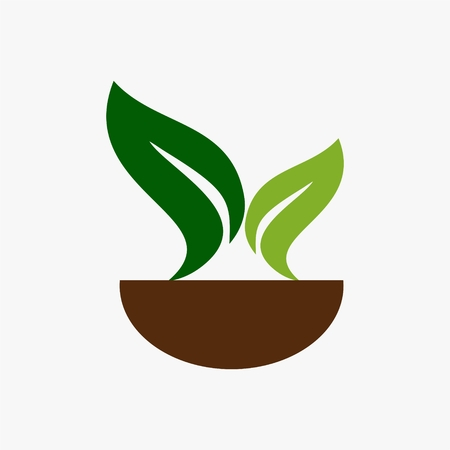 Leaf,plant,logo,ecology,people,wellness,green,leaves,nature symbol icon set of vector designs. Health Logo and vector Template for business. Illustration