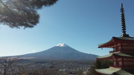 kawaguchi ko: Mt.Fuji at Shimoyoshida