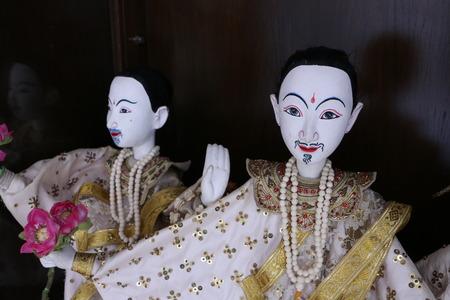 puppetry: Marionetas de Tailandia