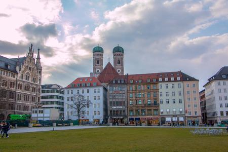 munich: Marienhof Munich