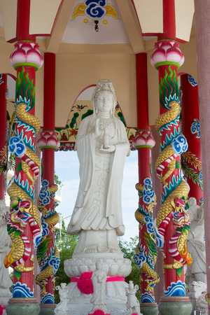 quan yin: Quan Yin, at the Koh Loiy Sriracha, Chonburi, Thailand