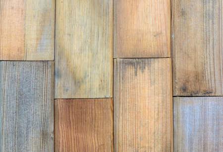 old wood floor: Old wood on a floor