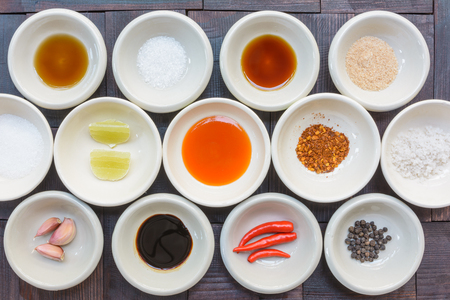 flavoring: Thai food flavoring for cook