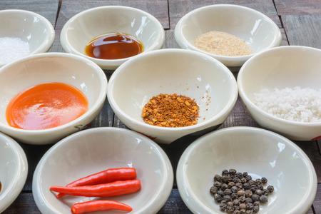taste: Food flavoring for spice taste