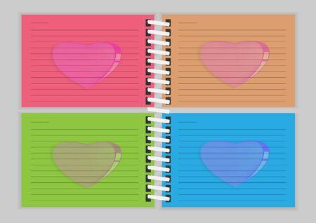 forme: Heart shape background