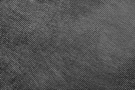 Abstract texture of black artificial leather for background
