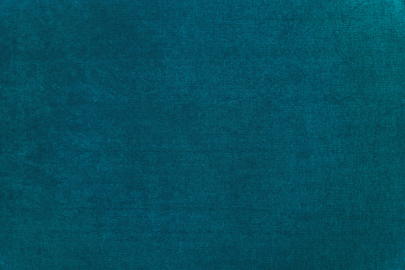 Dark green velvet texture background. Green velvet fabric 写真素材
